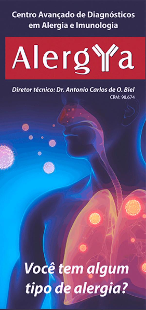 Alergya - Centro Avançado de Diagnóstico em Alergia e Imunologia Alergya