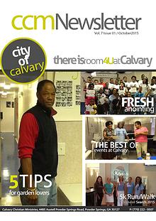 CCM Newsletter