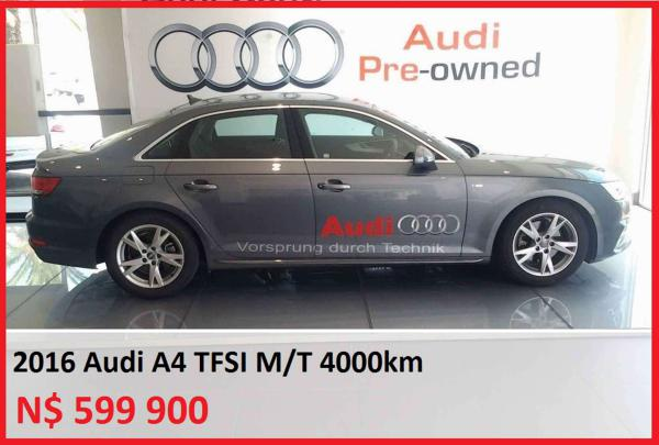 Autohaus Namibia Autohaus - Audi Pre Owned