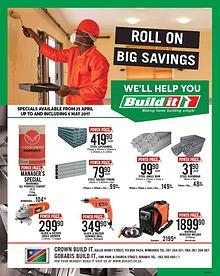 Build It - Windhoek