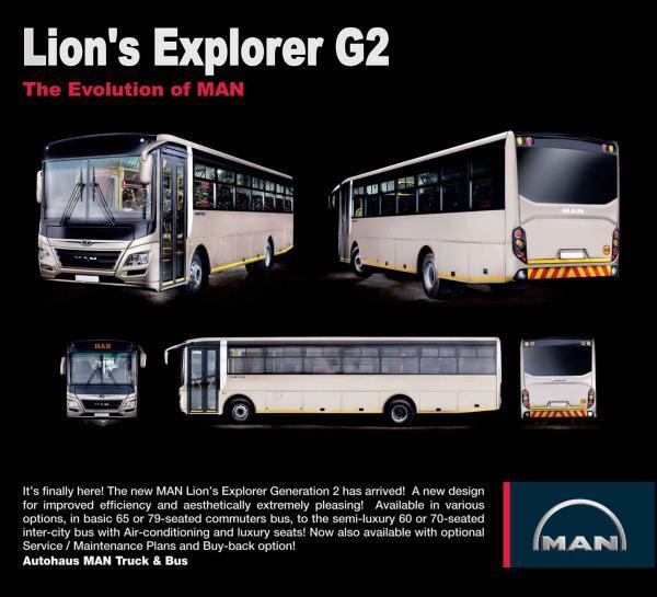Autohaus Namibia MAN | Lion's Explorer