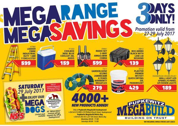 Swakopmund | Mega Savings