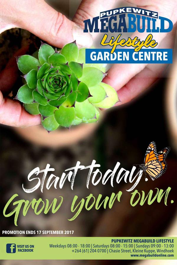 Megabuild Garden Promo