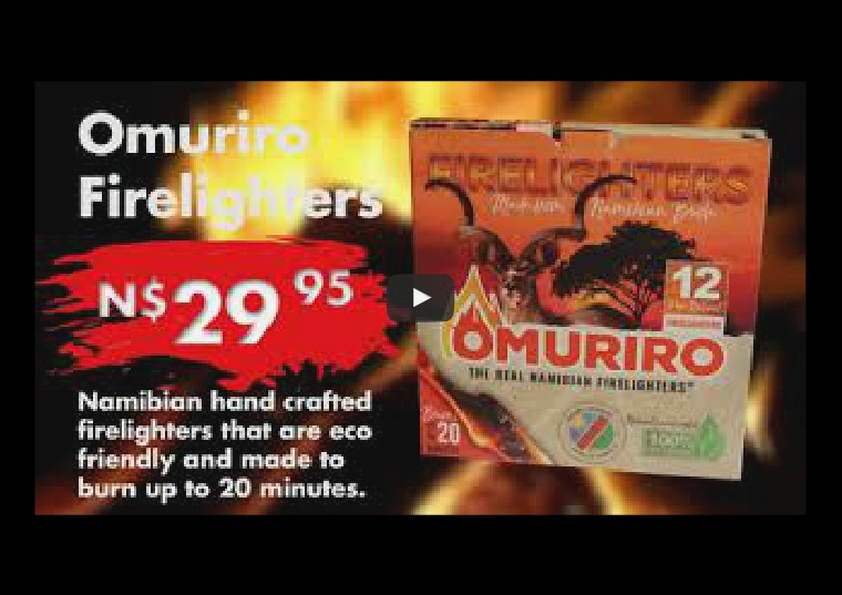 Omuriro Fireligter Special!