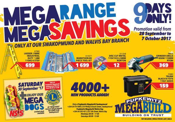 Mega Savings - Coastal