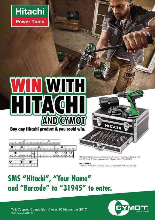 Cymot Namibia Hitachi Competition