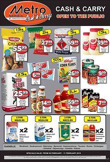 Metro Cash & Carry Namibia