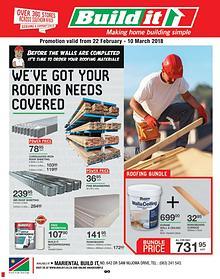 Build It Namibia - Mariental