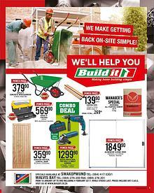 Build It Namibia - Swakopmund