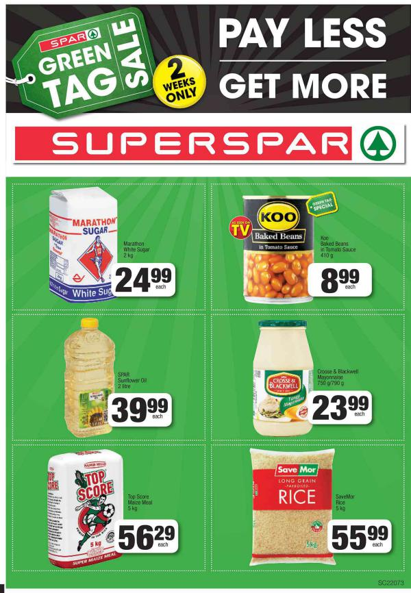 My Super Spar Namibia 24 Jan - 5 Feb 2017
