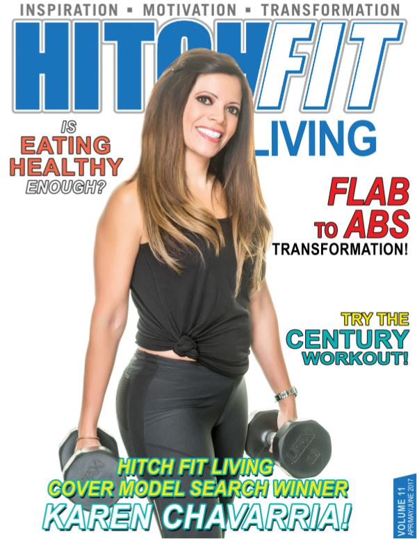 Hitch Fit Living Magazine Volume 11 - April/June 2017
