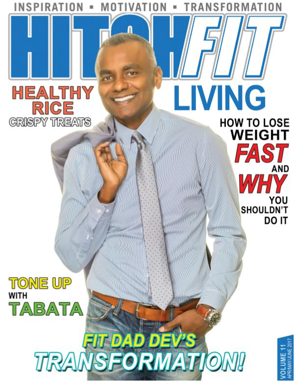 Hitch Fit Living Magazine Volume 12 - Fall/Winter 2017