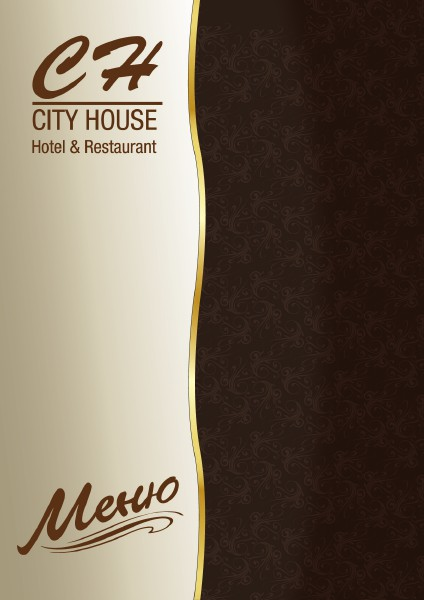 City House Menu City House Hotel & Restaurant Menu.