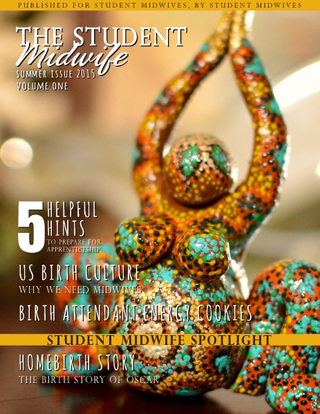 The Student Midwife Summer Issue, Volume One