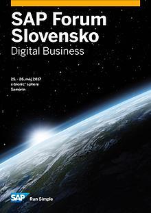 SAP FORUM SLOVENSKO 2017