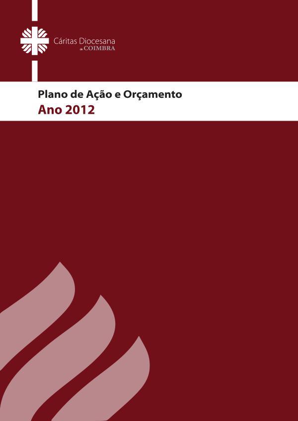 Plano de Ação e Orçamento 2012