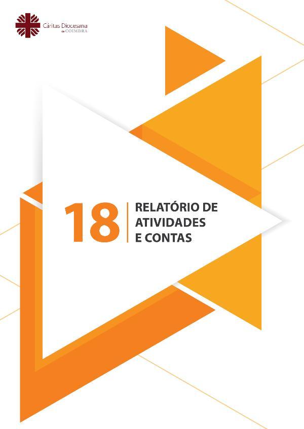 Relatório de Atividades e Contas 2018