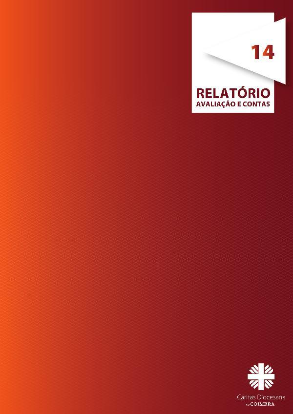 Relatório de avaliação e contas 2014