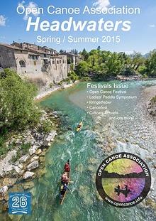 """Open Canoe Association """"Headwaters"""" E-Journal"""