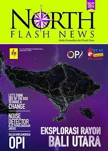 NORTH flash news