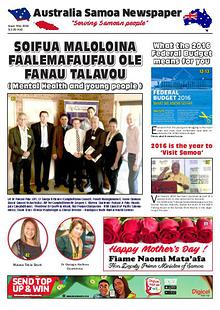 Australia Samoa Newspaper
