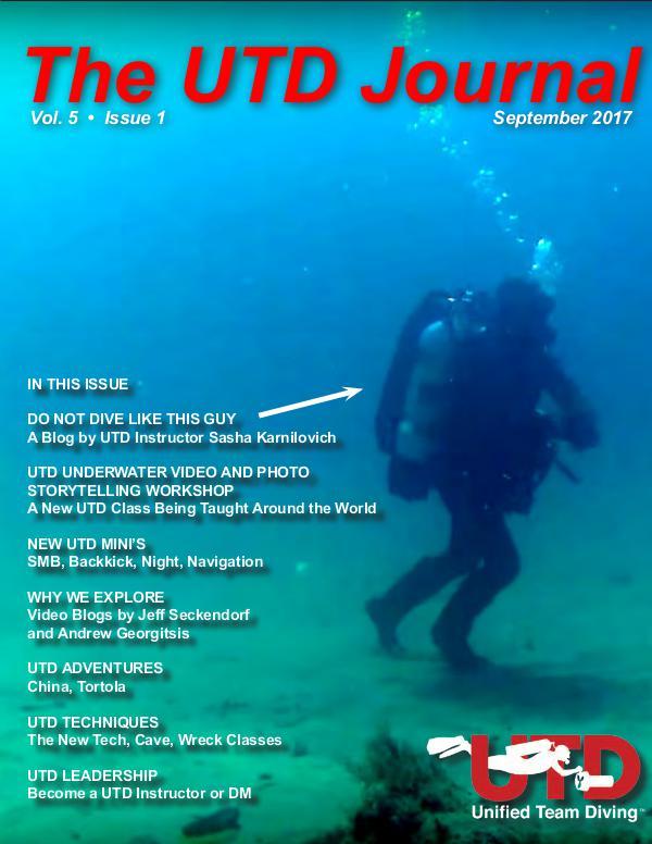 UTD Journal Volume 5, Issue 1, September 2017