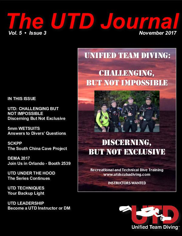 UTD Journal Volume 5 Issue 3, November 2017