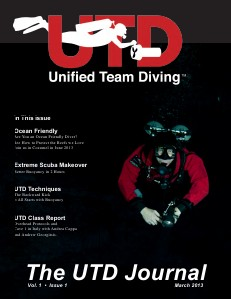 UTD Journal Volume 1, Issue 1, March 2013