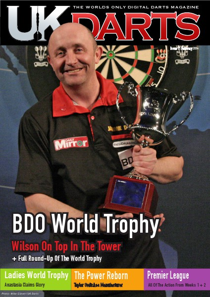 UK Darts Issue 11 - February 2014
