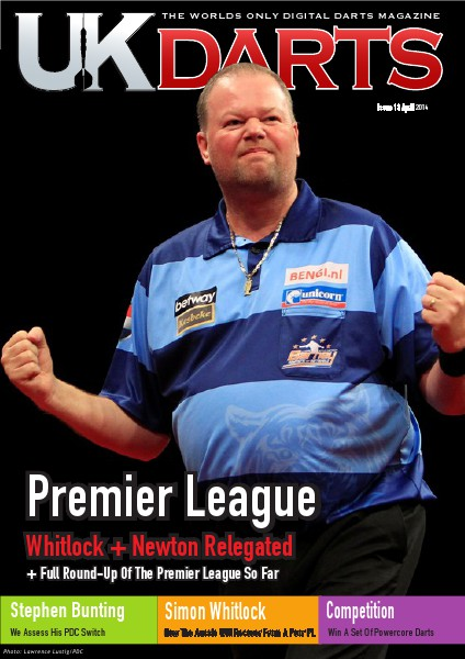 UK Darts Issue 13 - April 2014