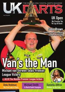 UK Darts Issue 2 - May 2013