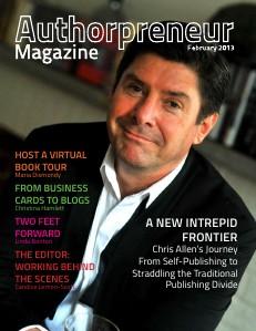Authorpreneur Magazine Issue 1