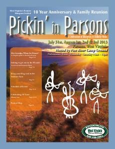 Pickin' in Parsons 2013 1
