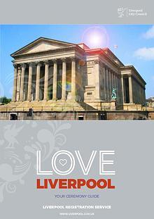 Celebrate in Liverpool