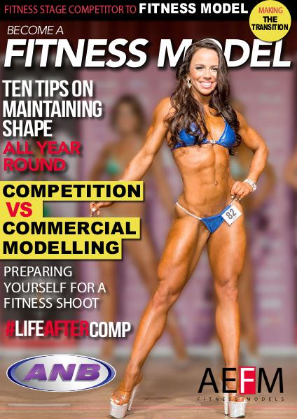 Stage Competitor to Fitness Model