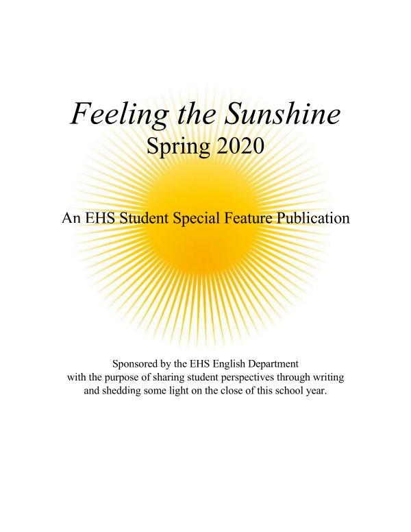 Feeling The Sunshine