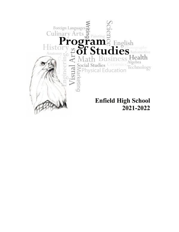 EHS Student Program of Studies 2021-22