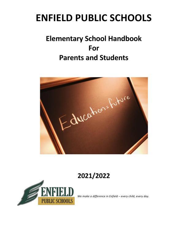 Elementary Student Handbook 2022
