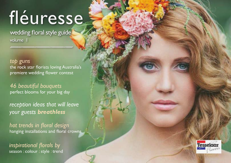 Fleuresse: Wedding Floral Style Guide volume 1