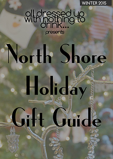North Shore Holiday Gift Guide