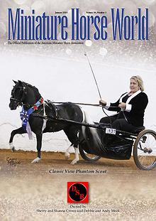2018 Miniature Horse World Magazine
