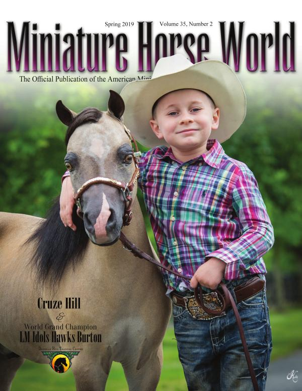 2019 Miniature Horse World - Spring Edition