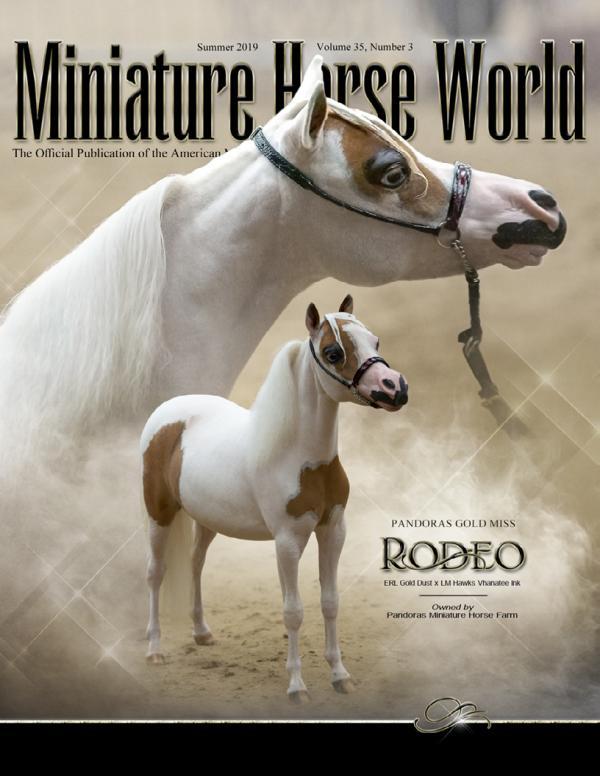 2019 2019 Miniature Horse World - Summer Edition