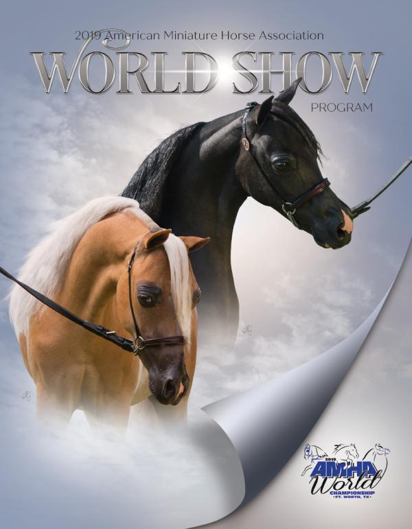 2019 AMHA World Show Program