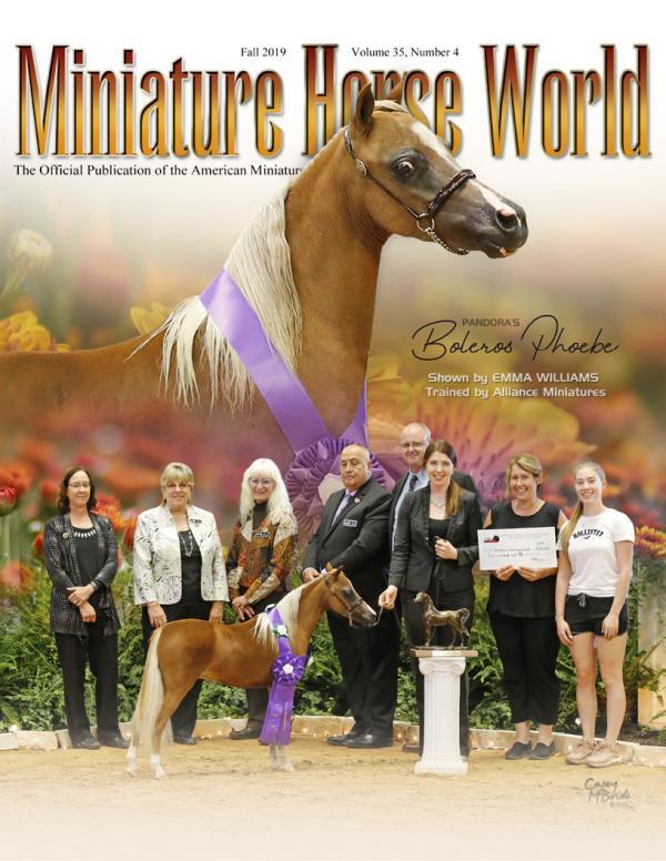 2019 2019 Miniature Horse World - Fall Edition