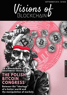 Visions of Blockchain Magazine