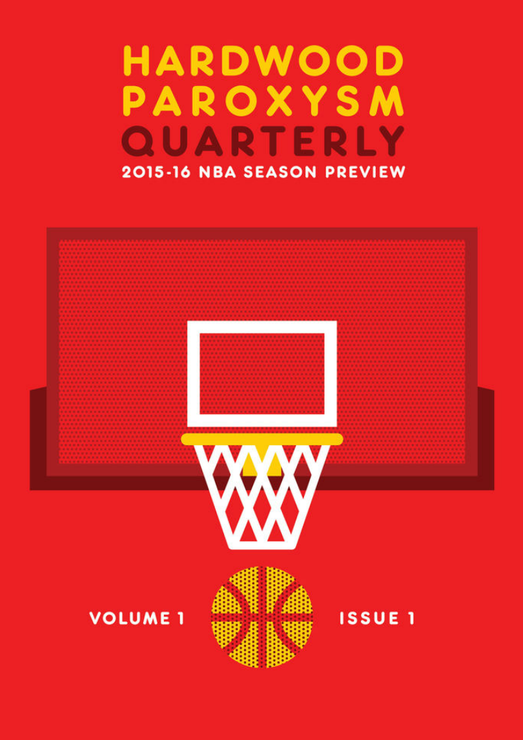 Hardwood Paroxysm Quarterly 1