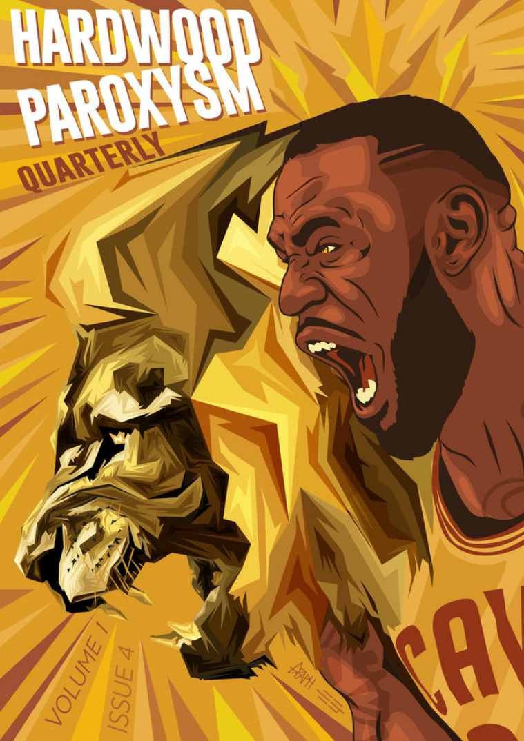 Hardwood Paroxysm Quarterly 4