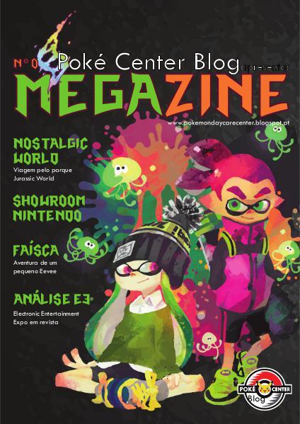 MegaZine 0 - Jul 2015