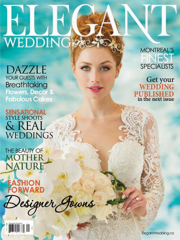 Elegant Wedding Montreal 2017/18 ELEGANT WEDDING MONTREAL 2017:18